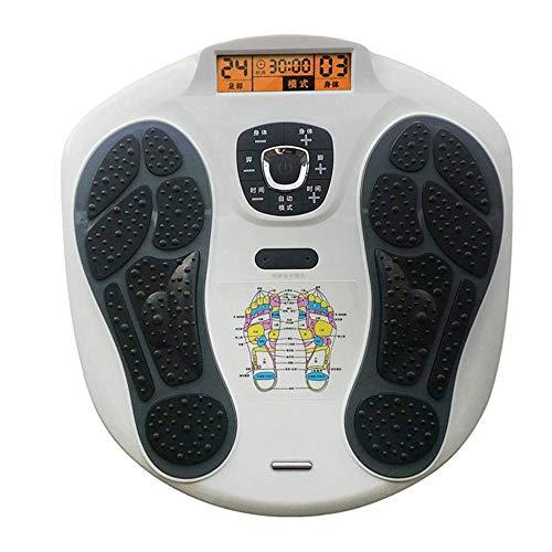 XIXIDIAN Massager de pie, máquina de masajeador de pies con Calor, masajes de pies de shiatsu con Control Remoto y Pantalla LCD, 15 técnicas de Masaje, Masaje de Amasado para la circulación sa