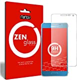 ZenGlass (2 Stück Flexible Glas-Folie kompatibel mit Samsung Galaxy Alpha Panzerfolie I Display-Schutzfolie 9H