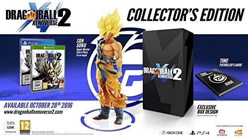 Dragonball Xenoverse 2 Collectors Edition PS4 product image