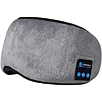 KPP Bluetooth Eye Cover with Built-in Speakers (Grey)