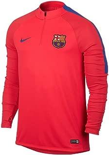 Nike 2016-2017 Barcelona Drill Training Top (Crimson)