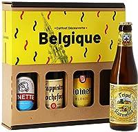 4 bières pour découvrir le plat pays !