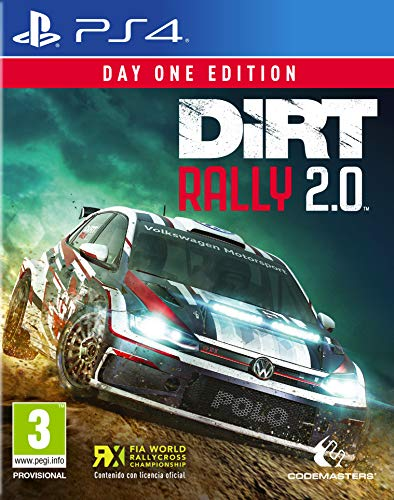 Juego Sony Ps4 Dirt Rally 2.0