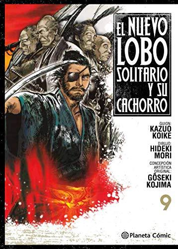 Nuevo Lobo solitario y su cachorro nº 09 (Manga Seinen)