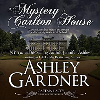 A Mystery at Carlton House cover art