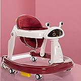 Y- Walkerr Andador De Actividades para Bebés, Gorilas y Saltadores para Bebés, Andadores para Bebés, Niñas, Andadores para Alfombras, Columpios para Niños Pequeños,Red