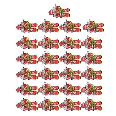 PRETYZOOM 25 Unids Navidad