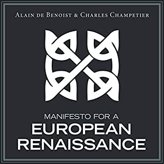 Manifesto for a European Renaissance audiobook cover art