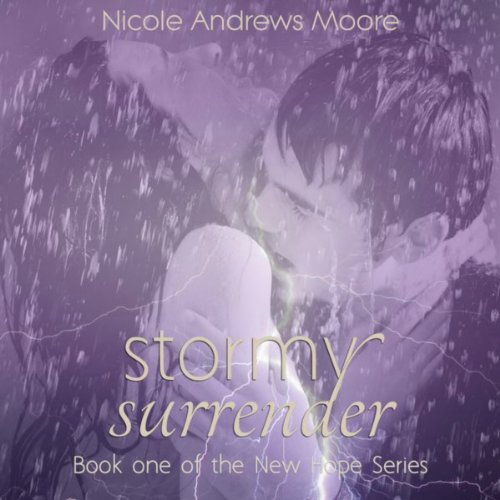 Stormy Surrender audiobook cover art