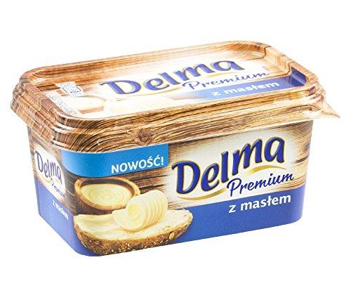 Delma Premium mit Butter 450g