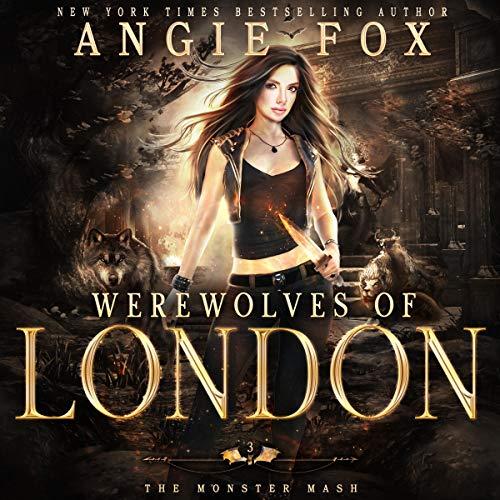 Werewolves of London cover art