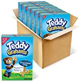 Teddy Grahams Crackers, (Chocolatey Chip, 10-Ounce Boxes, 6-Pack)