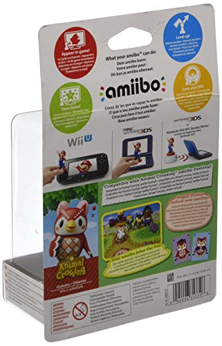 Celeste amiibo - Animal Crossing Collection (Nintendo Wii U/3DS)