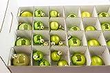 Weihnachtskugel Box, Christbaumkugel Box, Christbaumschmuck und Deko (61 Liter) - 4