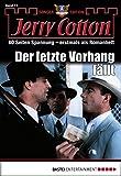 Jerry Cotton Sonder-Edition - Folge 11: Der letzte Vorhang fällt