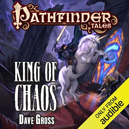 King of Chaos cover art