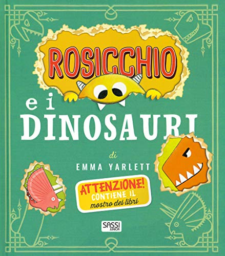 Rosicchio e i dinosauri. Ediz. a colori