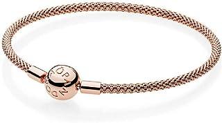 a37dd23a805cc5 Amazon.it: bracciale pandora - Pelle: Gioielli