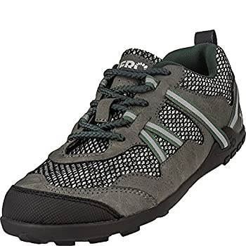 Xero Shoes Women s TerraFlex Lightweight Trail Running & Hiking Shoe - Zero Drop,Forest,7