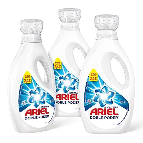 ariel liquido 400 ml precio fabricante Ariel