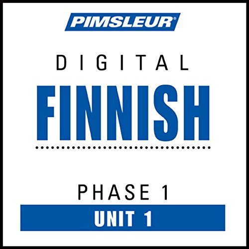 Finnish Phase 1, Unit 01 Titelbild