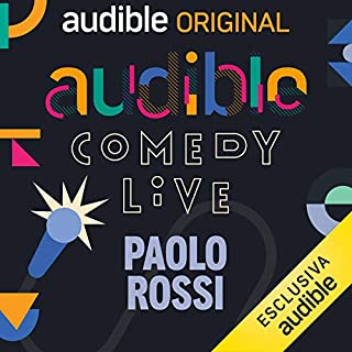 Audible Comedy LIVE #1 copertina
