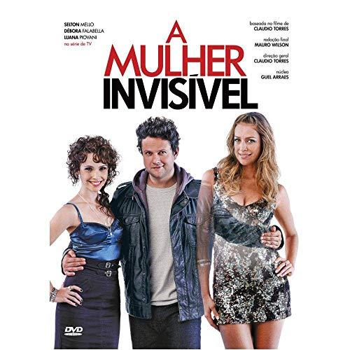 DVD A Mulher Invisível