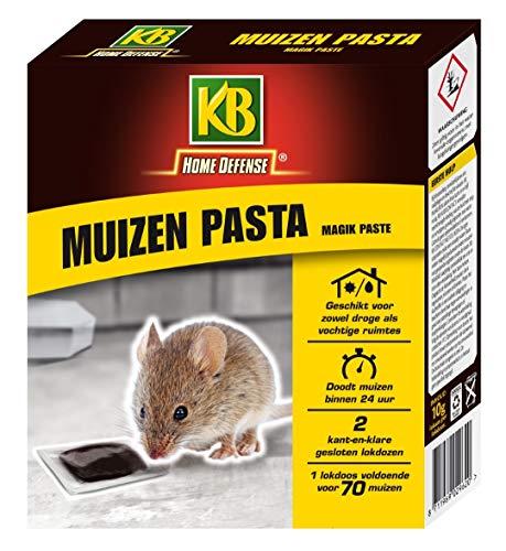 Muizen pasta magic paste
