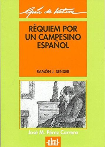 Guía de lectura: Réquiem por un campesino español: 10 (Guías de lectura)