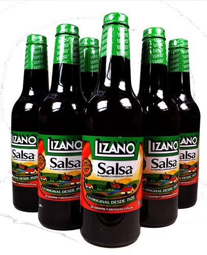 Lizano Salsa 6er Set