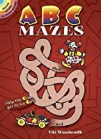 A-B-C Mazes (Dover Little Activity Books)