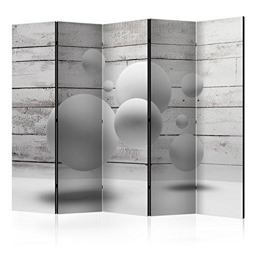 Murando Biombo 3D Optica 225x172 cm Impresion Unilateral