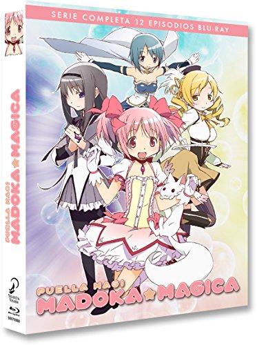 Madoka Magica (Serie Completa) - Bd (3) [Blu-ray]