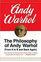 The Philosophy of Andy Warhol (text only) by A. Warhol