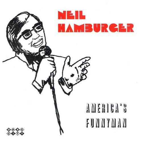 America's Funnyman by Neil Hamburger (1996-09-02)