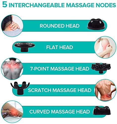 NURSAL Handheld Deep Tissue Percussion Massager