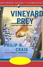 Vineyard Prey: A Martha's Vineyard Mystery