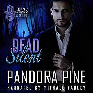 Dead Silent audiobook cover art