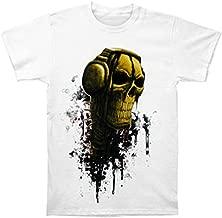 Korn Men's DJ Death 2010 Tour T-Shirt White