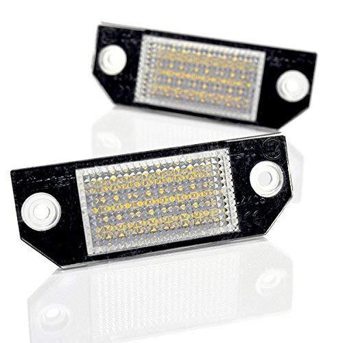 LED Kennzeichenbeleuchtung Canbus Module mit E-Zulassung V-030701