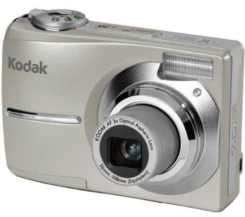 Kodak Easyshare C713 - Cámara Digital Compacta 7.3 MP (2.4 Pulgadas LCD, 3X Zoom Óptico)