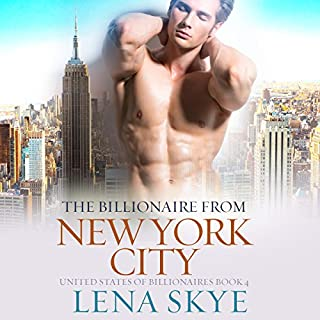 The Billionaire From New York City: A Steamy BWWM Billionaire Romance audiobook cover art