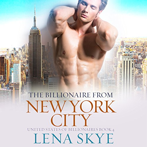 The Billionaire From New York City: A Steamy BWWM Billionaire Romance audiobook cover art