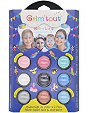 grimtout - gt41635 make-up palet, maat S