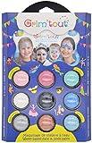 GrimtoutGT41635, Set Truccabimbi Colori Viso, Tema Frozen