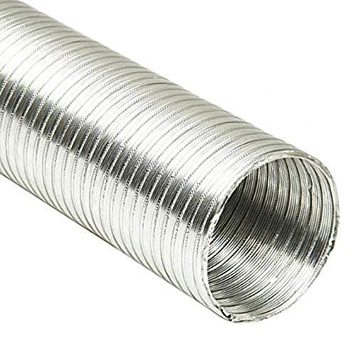 Prodmax - Tubo flexible, de aluminio, 3 m, disponible en todos los tamaños