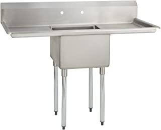 Best stainless steel sink drainboard Reviews