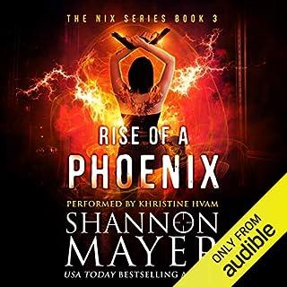Page de couverture de Rise of a Phoenix