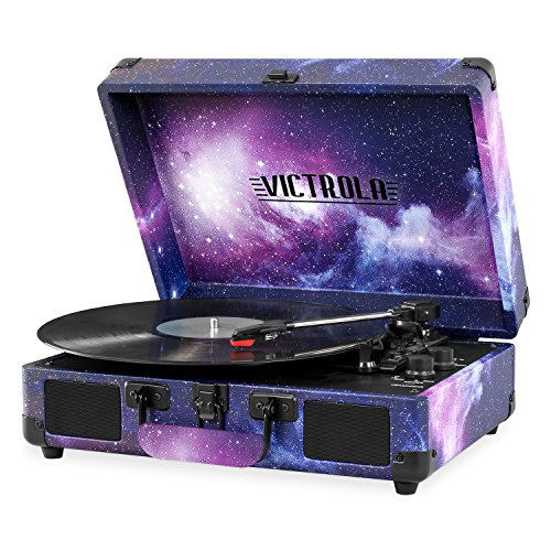 Victrola Bluetooth Suitcase Record...