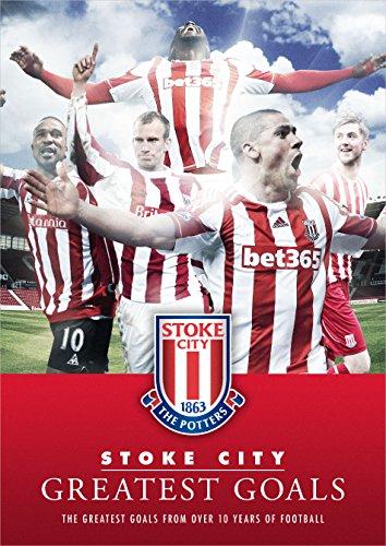 Stoke City: 200 Premier League Goals [DVD]